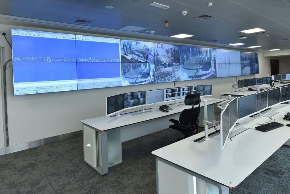 contoh command center